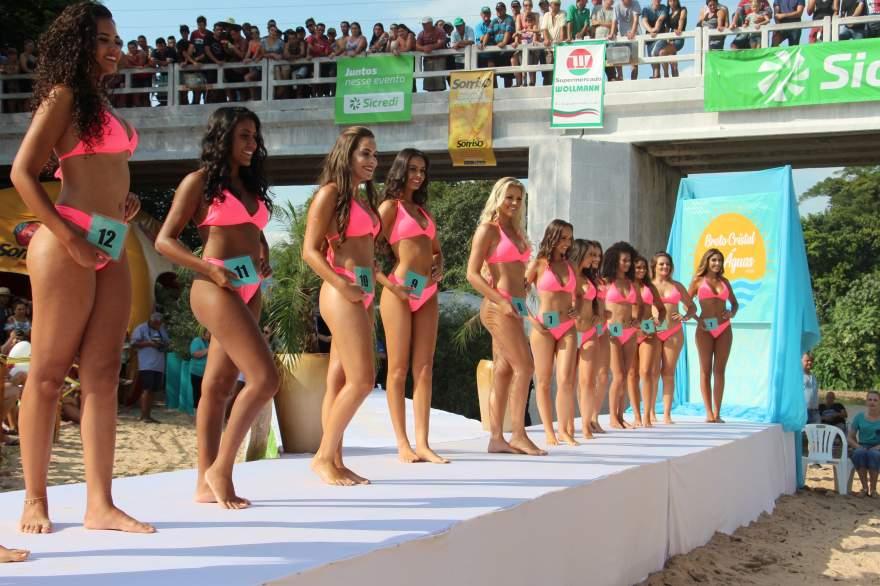 Concurso contou com a participação de 16 candidatas neste ano