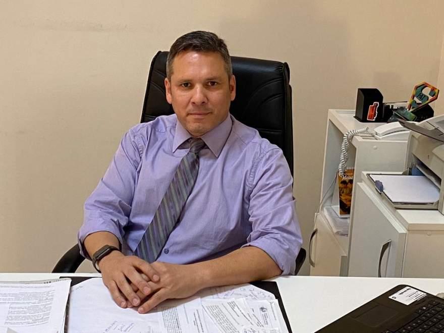 Advogado Márcio Gomes