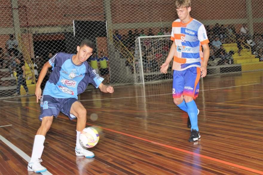 FCC/Beise 4 x 1 Korpus Futsal