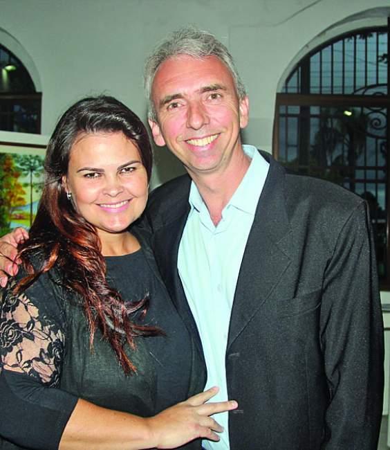 Gabriela e Paulo Butzge
