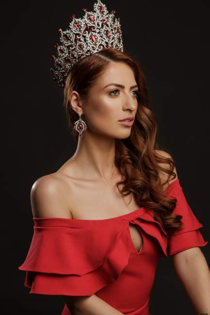 Daiara Stein atual Miss Rio Grande do Sul Latina