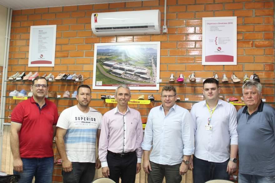 Campanha em parceria entre prefeitura, Acic e Calçados Beira Rio prometem fazer deste um Natal especial