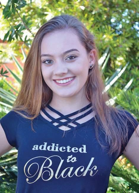 Raiana Rodrigues Machado, 16 anos