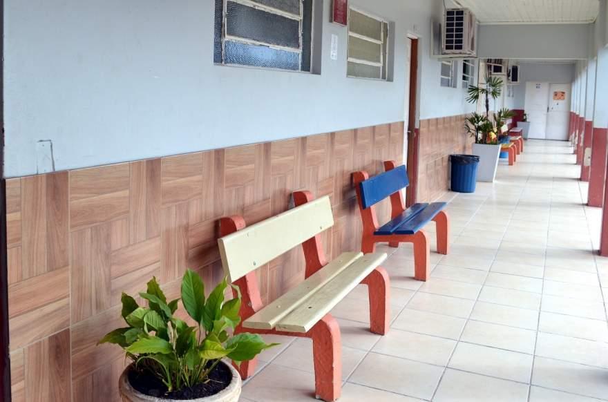 Escola ganhou reformas e melhorias nos últimos anos