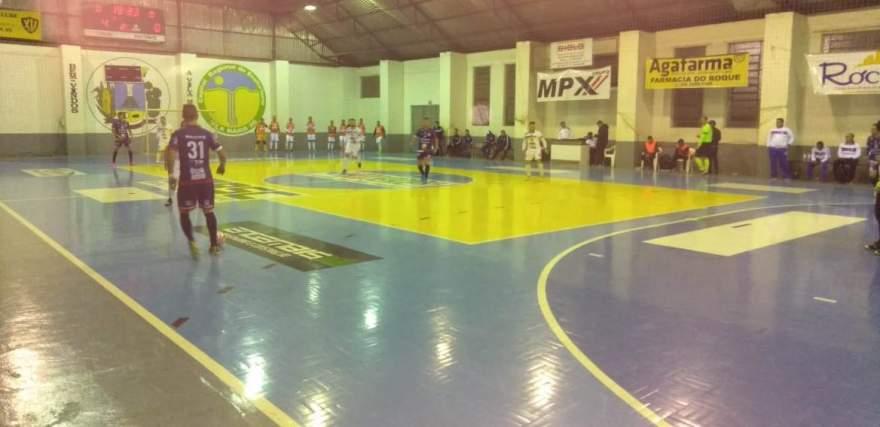 XV de Novembro 4 x 1 Atlético