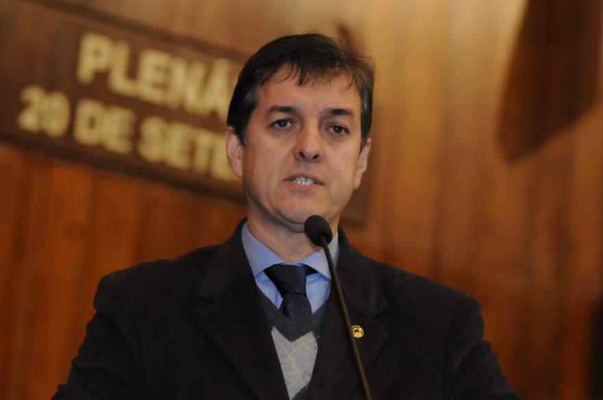 Deputado estadual Edson Brum
