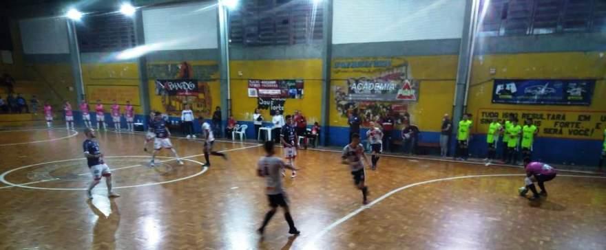 Acesa 3 x 9 Atlético