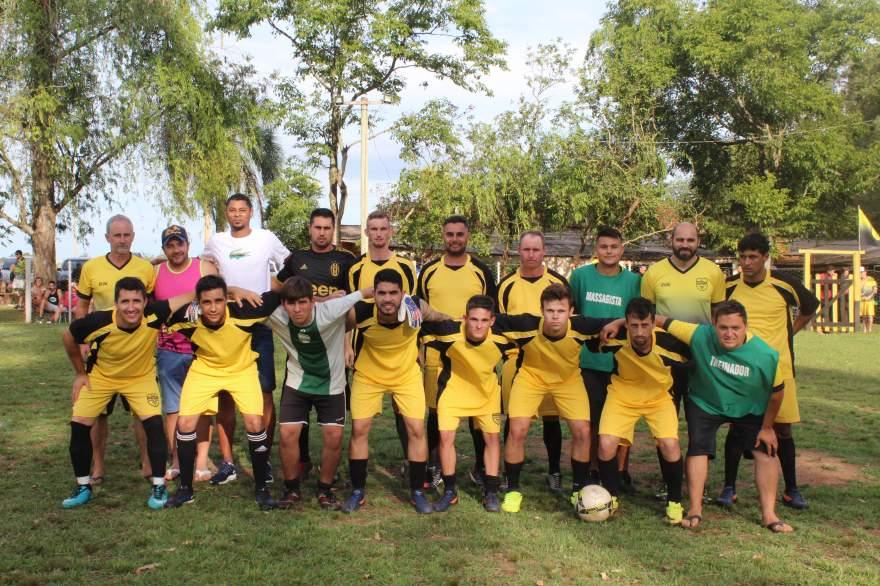Equipe A do Ouro Preto