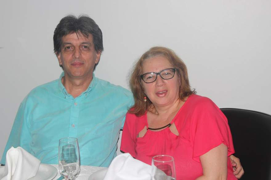 Ivanez e Maristela Correa