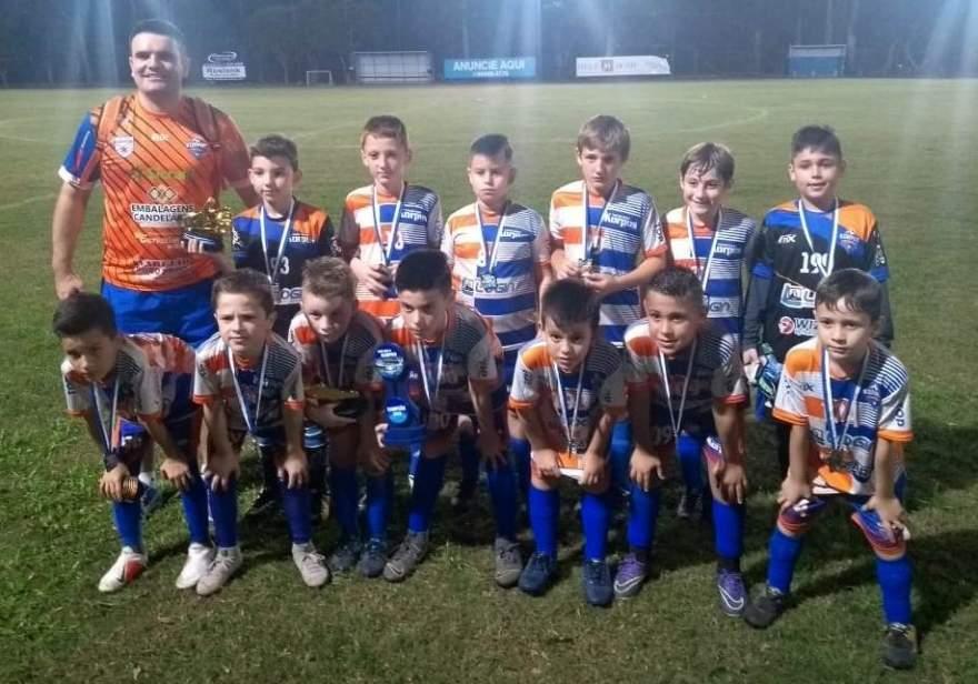 Korpus Atlético conquistou a Copa Viva Olímpico de forma invicta em Porto Alegre