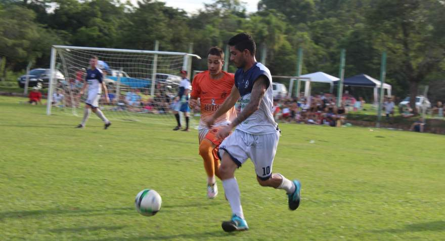 Ewaldo Prass 2 x 0 Estrela (Equipes A)