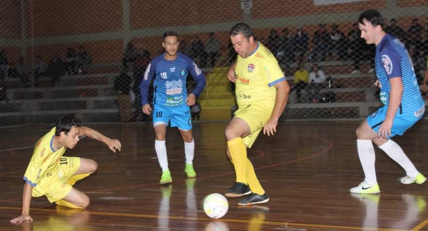 Vila Real 4 x 0 Inova/Qualitec/Posto Esquinão