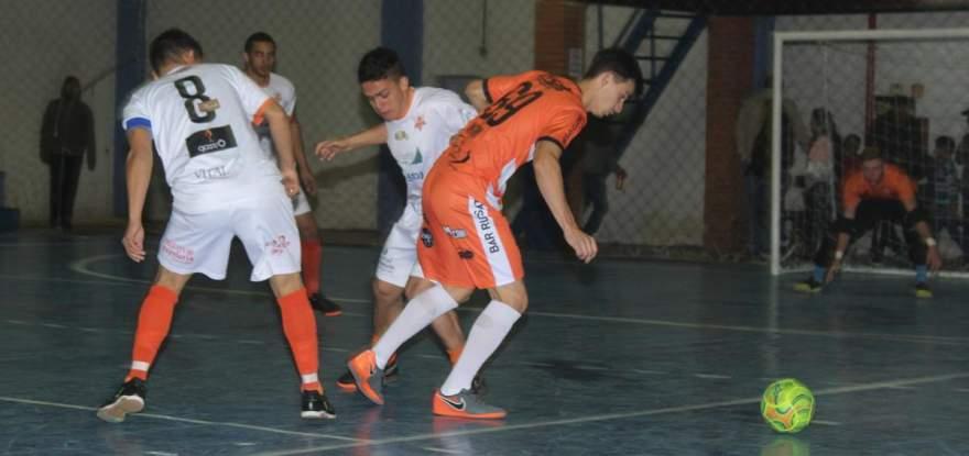 Maxxy/Colégio Medianeira 4 x 1 Dynamo