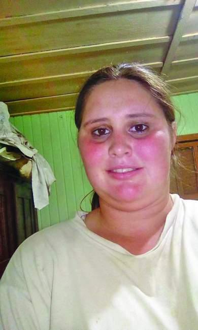 Jaqueline Ritzel, 22 anos, a vítima fatal