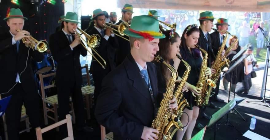 Show da orquestra candelariense está agendado para as 15h de domingo, com entrada franca