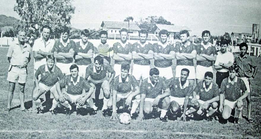 Canarinho, da Linha Facão, campeão municipal em 1991