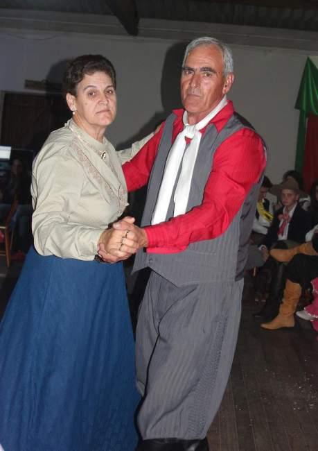Zaida  e Leonir Ferreira