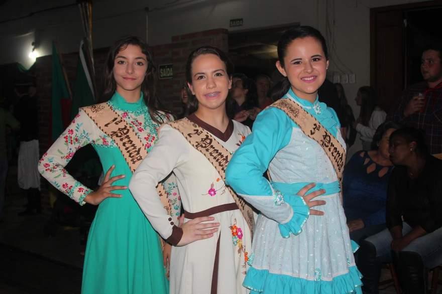 As prendas Kamile, Nicoly e Eduarda