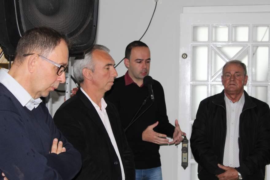 Vereador Jorge Willian Feistler justificou escolha do nome de Fabiana