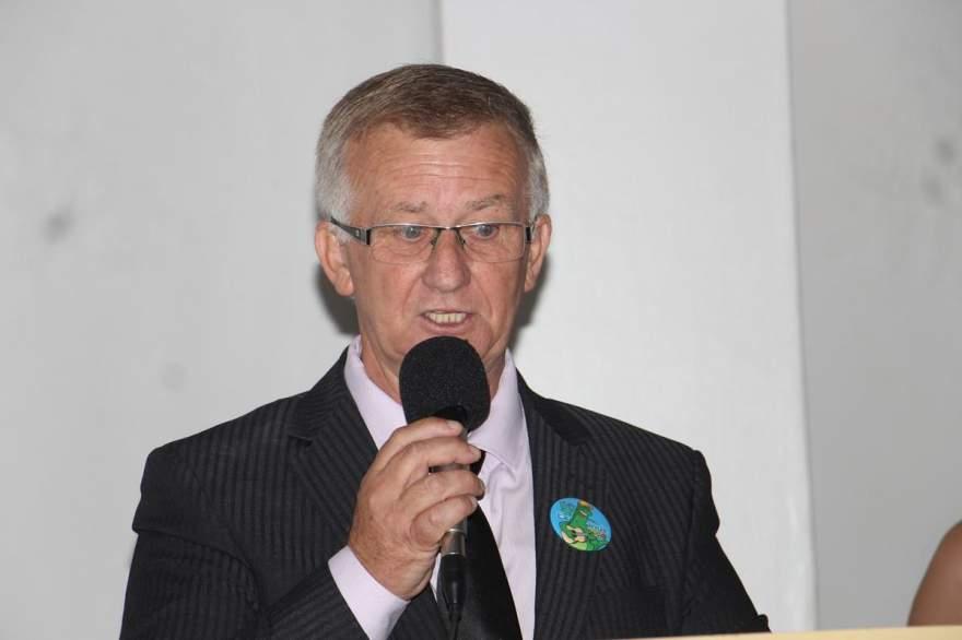 Marco Antonio Larger, presidente da Câmara de Vereadores de Candelária