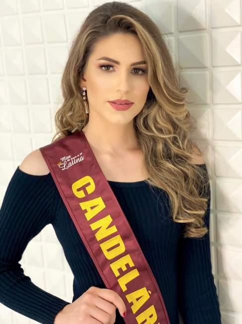 Uma Princesa que quer ser a miss Latina RS