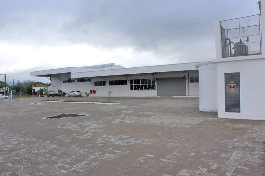 Nova sede do supermercado será aberta ao público na manhã da próxima quinta, dia 5 (Foto: Diego Foppa)