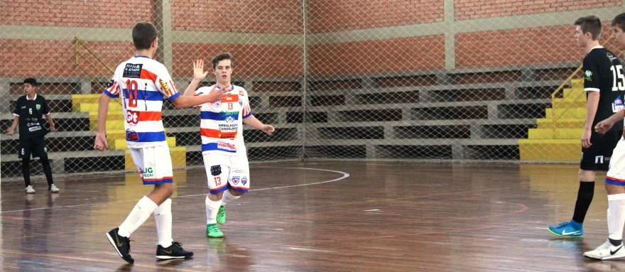 Korpus/Atlético 8 x 1 Teutônia Futsal
