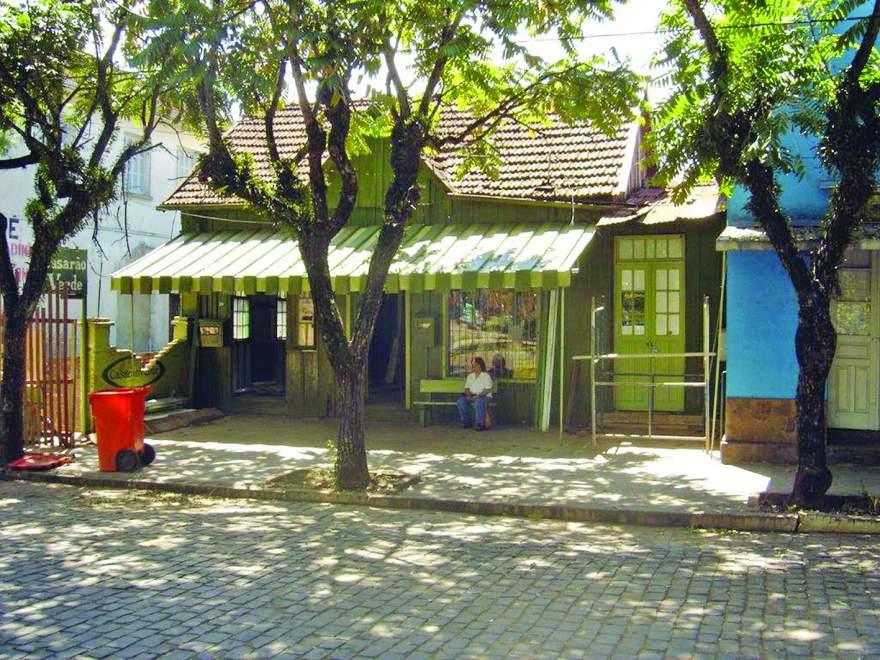 Empresa iniciou as suas atividades em 1989, em um antigo casarão no centro de Sobradinho