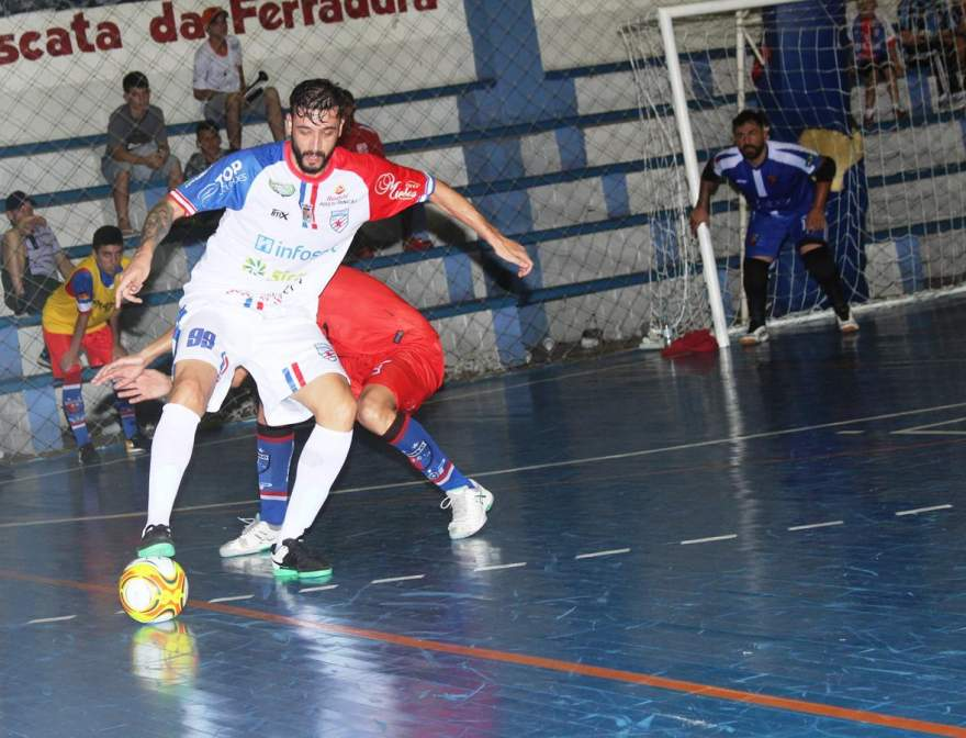 Atlético 4 x 0 Rabelo