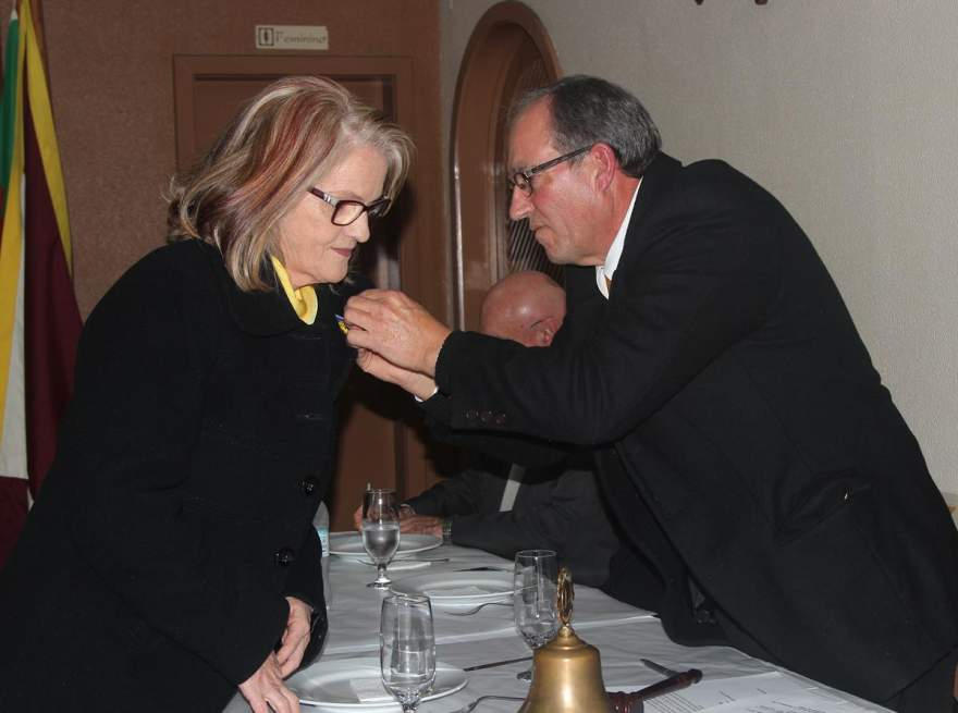 Zeni Ellwanger Richter e Euclides Rodrigues