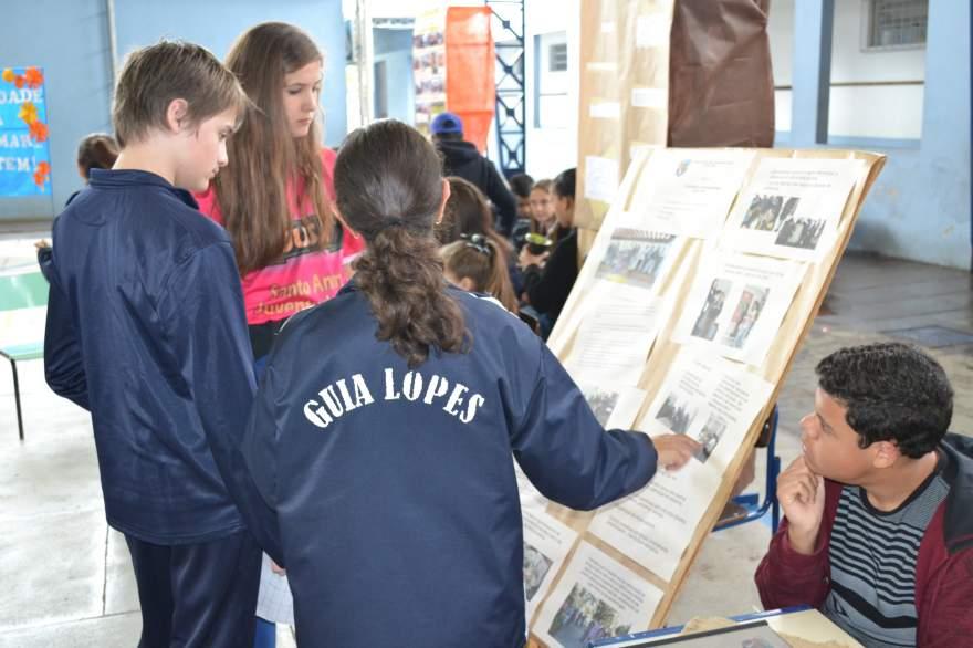 Guia Lopes promove mostra pedagógica e nossos talentos