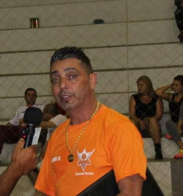 Jorginho Pimentel deixou comando técnico para assumir como gestor da Associação Maxxycandeias