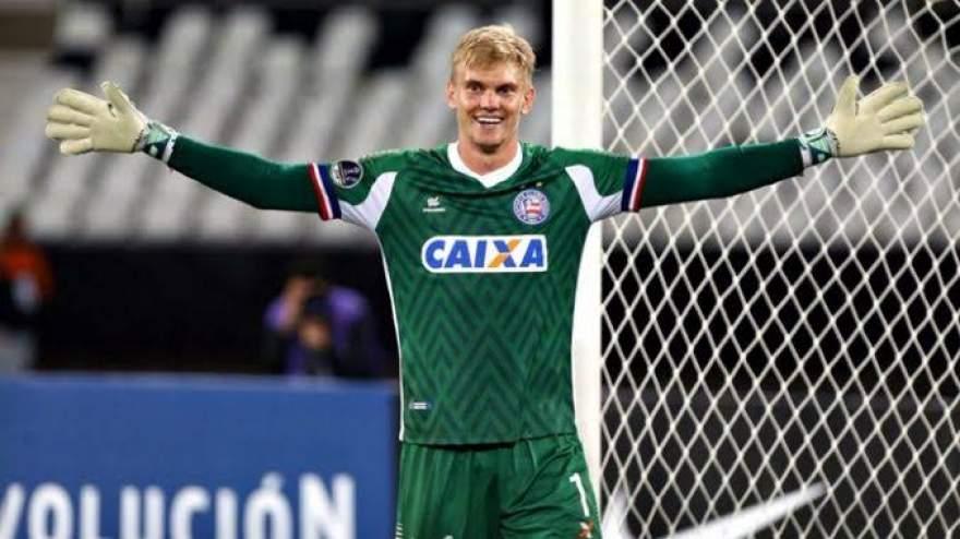 Goleiro foi um dos destaques do Bahia na temporada