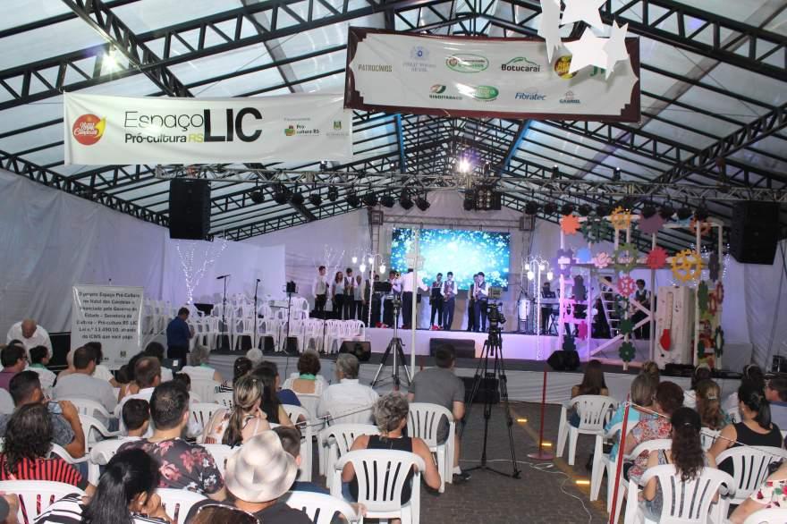 Orquestra de Canto e Dança do Colégio Medianeira