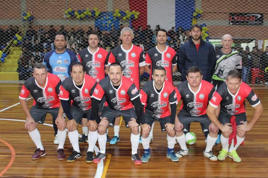 A equipe do FCC/Bataioli (Veteranos)