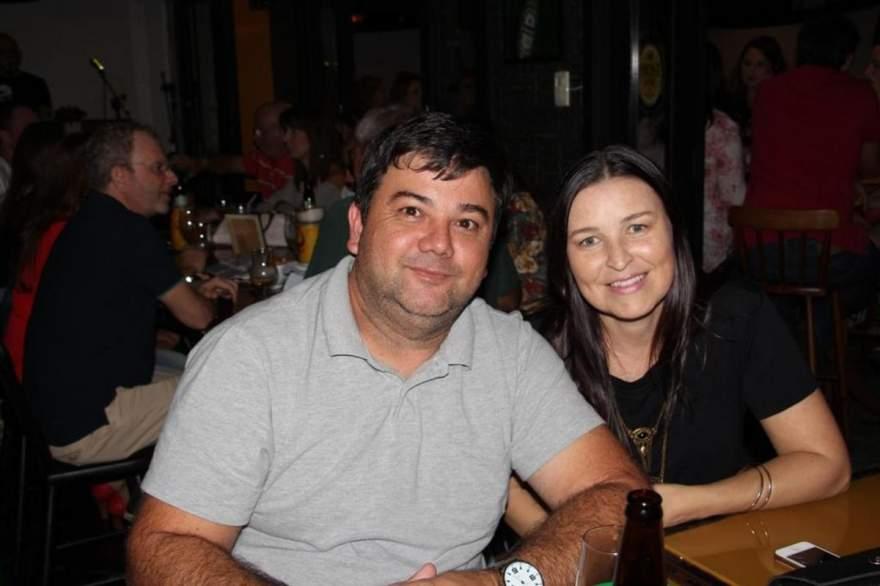 Marcelo e Claudia Dummer de Souza