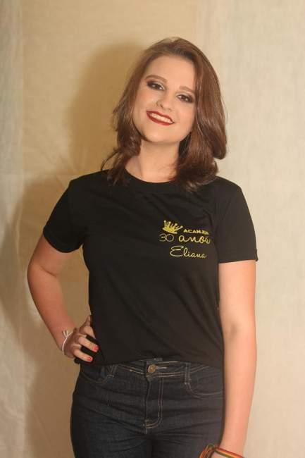 A candidata Eliana