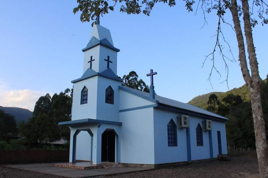 Templo da Comunidade Evangélica Luterana Cristo