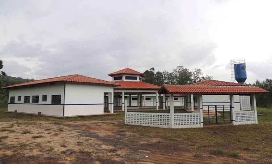 Nova escola será inaugurada na localidade de Potreirinho nesta sexta, 6