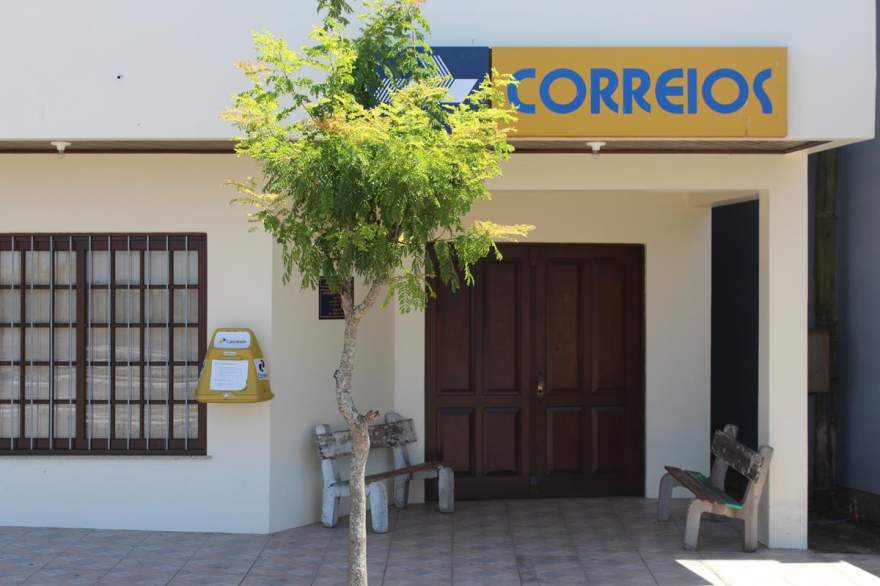 Agência fica localizada em frente ao Ginásio Ruy Barbosa (Crédito: Arquivo • Folha)