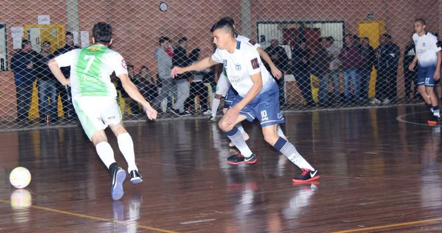 Semal/Bataioli 3 x 0 Garrão Rachado (1 x 0 na prorrogação)