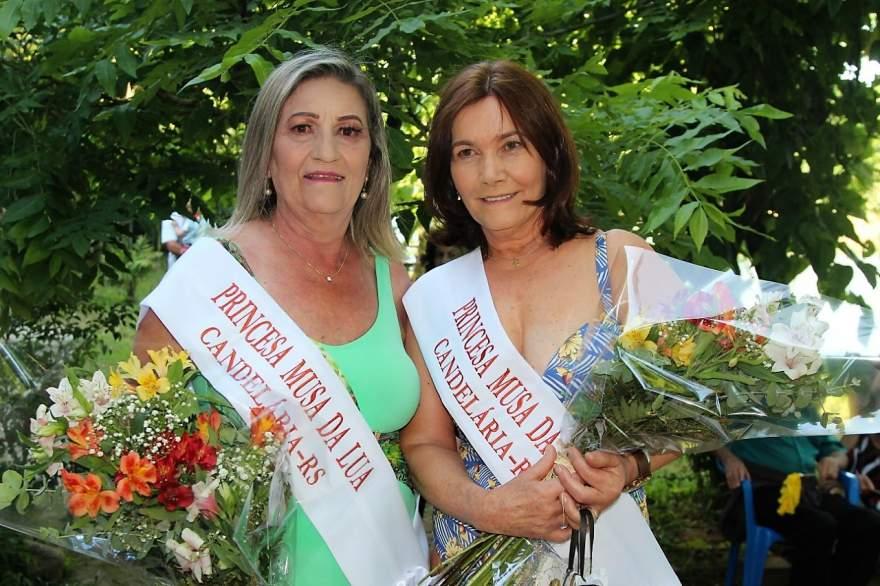 Maristela Pavin e Marinelci da Silva: as Princesas