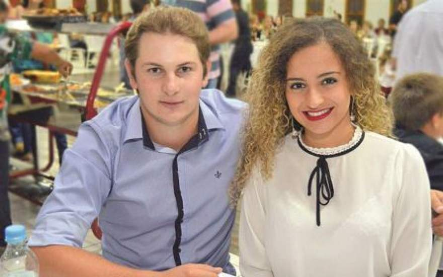 Ivan Bernardi e Angelina Nunes