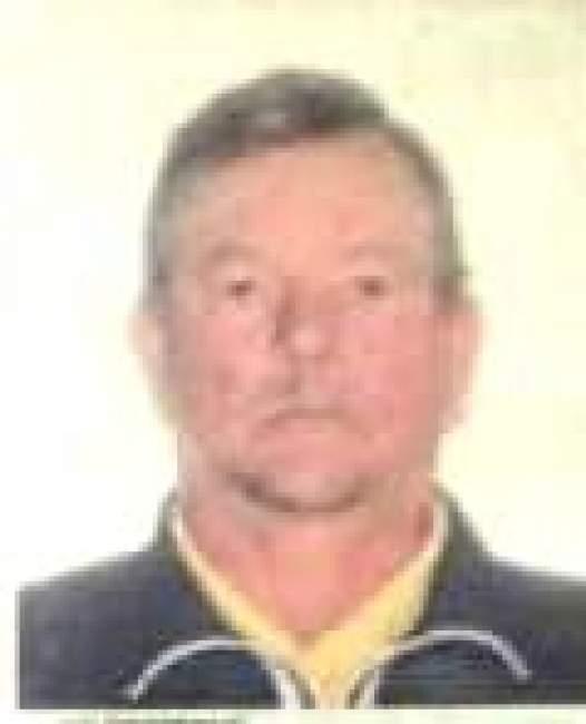 Alberi Blasi, 56 anos, a vítima fatal