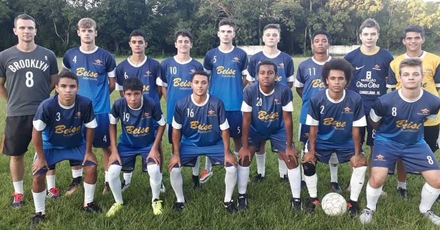 Equipe Juvenil do Colégio Medianeira disputará nacional de futebol escolar em Sergipe - Credito: Divulgação