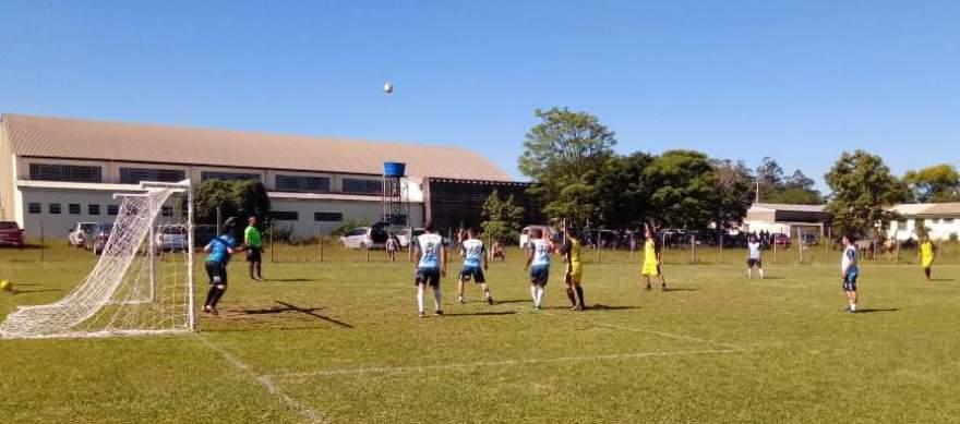 Pinheiro 0 x 1 Ouro Preto (Equipes A)