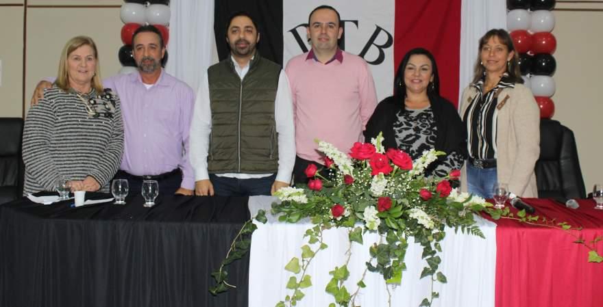 Família Moraes com parte da executiva municipal do PTB