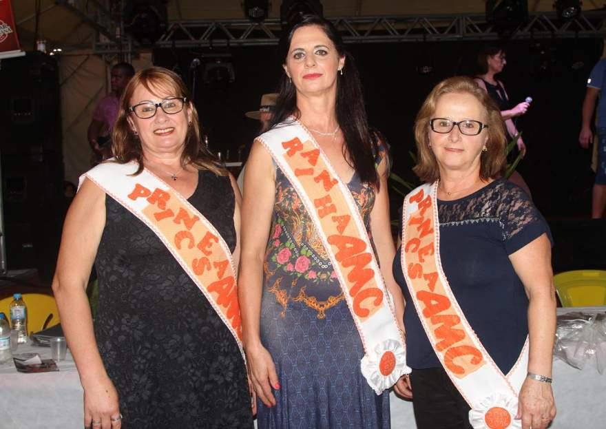 Marlita Knappe, Maria Marlete Mehler e Arjandira Amelini