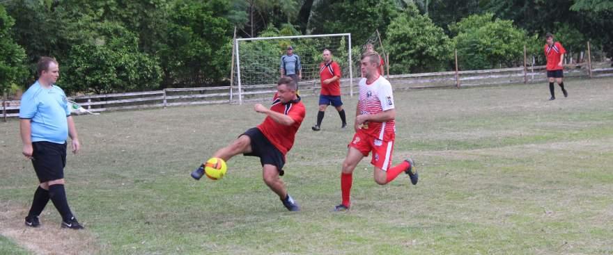 Jursal 1 x 2 Botucaraí (Equipes B)