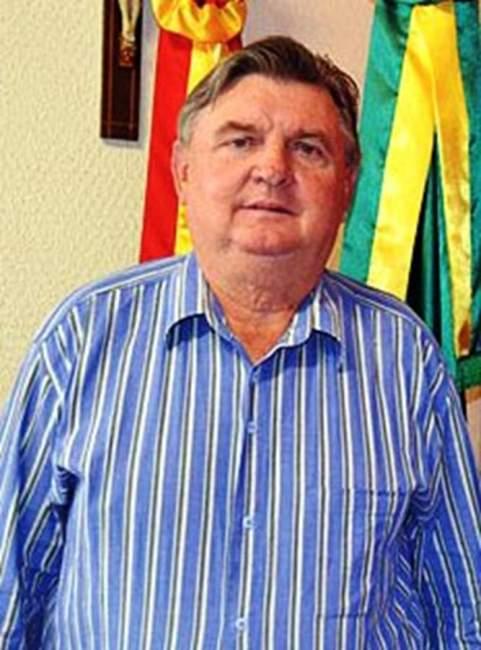 Prefeito de Cerro Branco, Jorge Hoffmann, foi denunciado por crime ambiental - Crédito: Divulgação